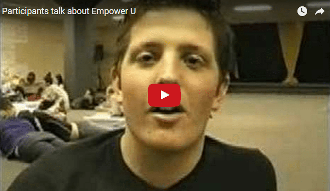 Participants Talk about Empower U