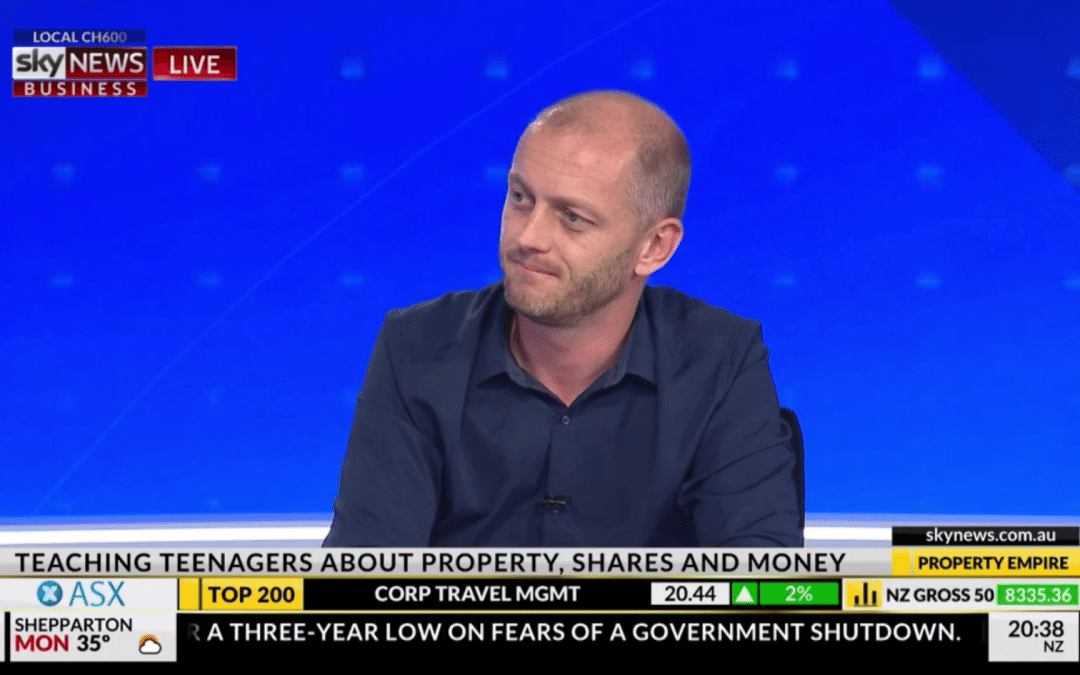 Brent on Sky News